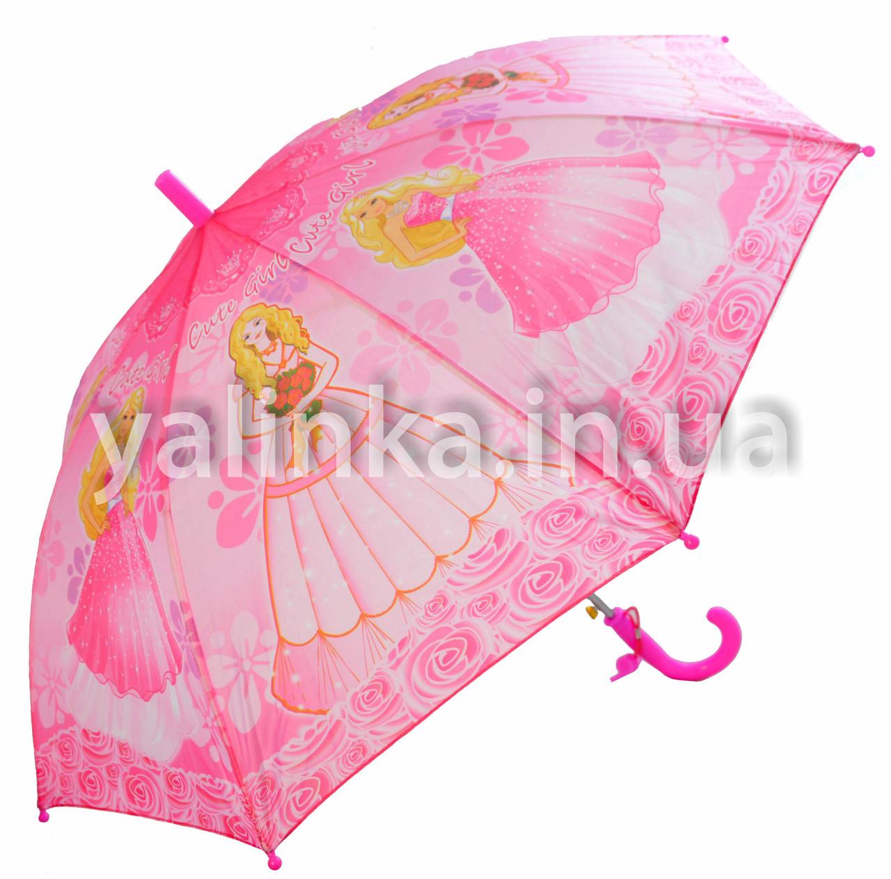 Зонт детский Барби