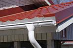 Металлическая водосточная система Ruukki (Руукки), фото 2