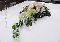 Украшение  свадебной машины  (прокат, аренда).