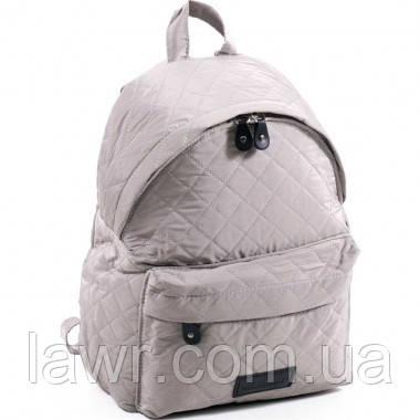 Рюкзак городской TM WALLABY (светло-серый) 1375, фото 1