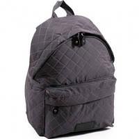 Рюкзак городской TM WALLABY (темно-серый) 1375-2, фото 1