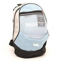 Рюкзак TM WALLABY (голубой) 152-5, фото 1
