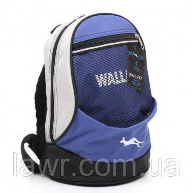 Рюкзак TM WALLABY (синий) 152-7, фото 1