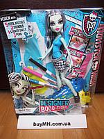 Кукла Френки Штейн Модный Буутик Monster High Designer Booo-tique Frankie Stein Doll & Fashions