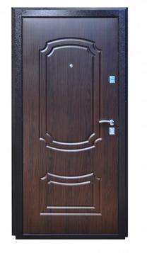 Двери входные мод. 91 металлические