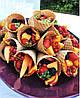Вафельные рожки с фруктами, фото 2