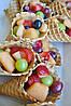 Вафельные рожки с фруктами, фото 7