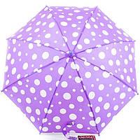 Зонт детский трость полуавтомат Doppler 72780D-2 Сиреневый