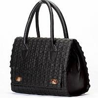 Женская сумка черная, фото 1