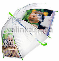Зонт детский Щенки