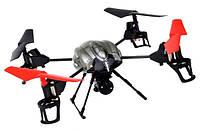 Квадрокоптер р/у 2.4Ghz WL Toys V999 Rescue подъёмный кран СЕРТИФИКАТ В ПОДАРОК