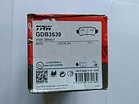 Колодки тормозные задние Mazda CX-5; TRW