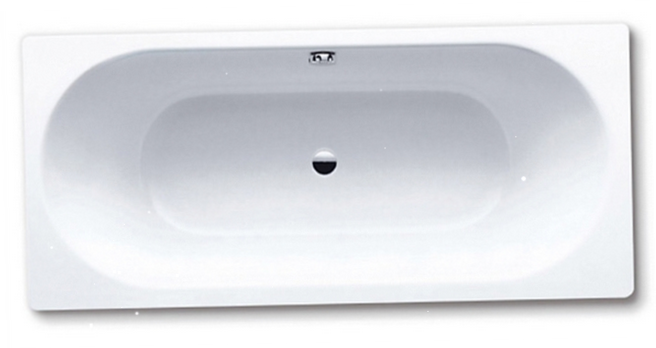 Ванна стальная Classic Duo 180x75 mod 109 3,5 мм Класик Дуо Kалдевей, фото 2