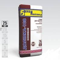 ДОЛИВКА-108 Смесь для пола цементная простая невилирующая