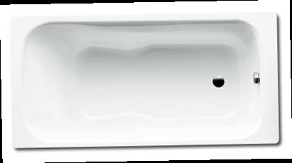 Ванна стальная Dyna Set 170x75см mod 620 3,5 мм Дина Сет Kалдевей, фото 2