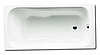 Ванна стальная Dyna Set 170x75см mod 620 3,5 мм Дина Сет Kалдевей