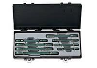 Набор ключей трещоточных накидных 8 пр. (6-22 мм)