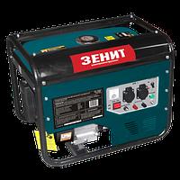 Однофазный электрогенератор бензиновый Зенит ЗГБ-3500