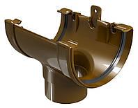 Воронка водосточная Regenau D125/100 (коричневая)