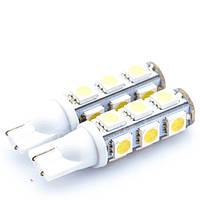 T10 13-SMD LED W5W лампочка автомобильная, фото 1