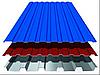 Профнастил стеновой окрашенный С 10 0.4 мм