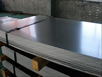 Лист из оцинкованной стали 1,25м 0.65 мм в рулоне