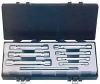 Набор ключей трубчатых с воротком 8 пр. (6-19 мм)