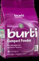 Burti Feinwaschmittel Pulver Compact- Концентрированный стиральный порошок, 18 стирок