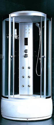 Гидробокс душевой угол Eco Lux Z12 90*90 Эко Люкс, фото 2
