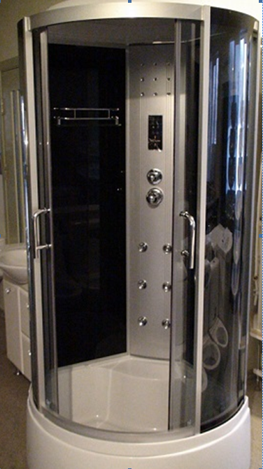 Гидробокс душевой угол Eco Lux Z24 100*100 Эко Люкс
