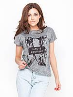 Женская модная футболка р.42-44, р.46-48, р.50-52