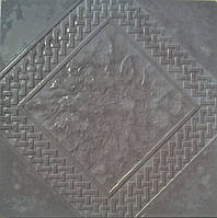 Формы для тротуарной плитки «Орнамент №5» глянцевые пластиковые АБС ABS, фото 1