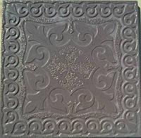 Формы для тротуарной плитки «Орнамент №6 » глянцевые пластиковые АБС ABS, фото 1