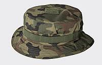 Тактическая панама Helikon-Tex® CPU® Hat PR - PL Woodland, фото 1