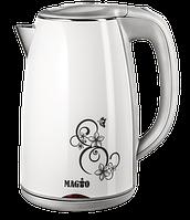 Электрочайник-термос Magio MG-512 (1.7 л, 2200Вт)