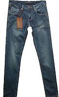 Мужские джинсы синие узкие FB 14-327 ROM 5302