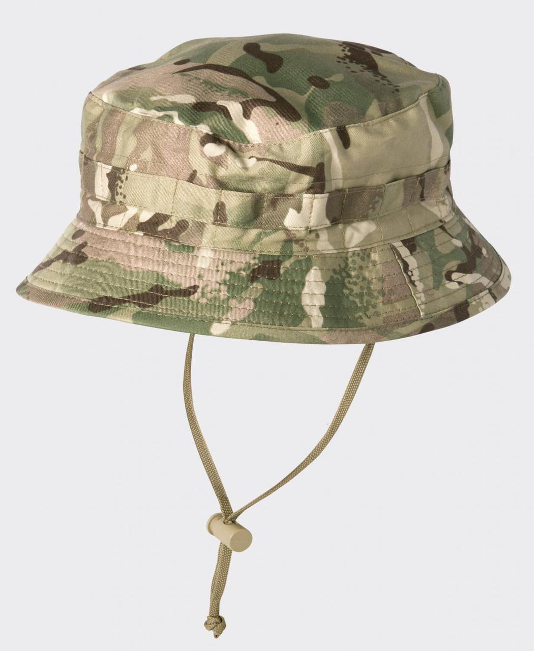 Тактическая панама Helikon-Tex® 95 Hat PT - MTP