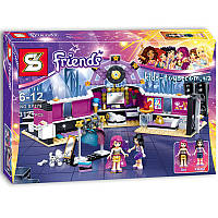 "Конструктор Brick SY380 ""Friends""  ""Сцена"", 312 деталей"