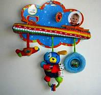 Активная игрушка-подвеска Biba Toys ЩЕНОК