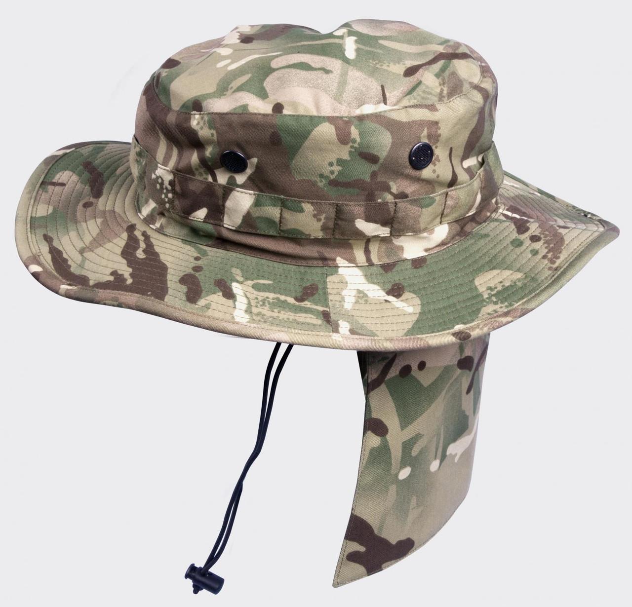 Военная панама Helikon-Tex® PCS Hat - MTP