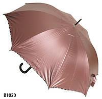 Зонт-тростьB1020 Bordo
