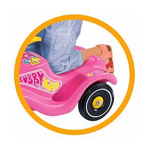 """Каталки и качалки «BIG» (56029) машинка """"Bobby Car Classic Girlie"""", фото 2"""