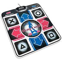 Танцевальный музыкальный коврик X-treme Dance Pad Platinum для ТВ и ПК (RCA + USB)