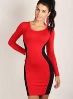 Платье подчеркивающее фигуру