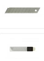 Лезвия для ножей 18 мм, 5 шт
