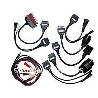 Набор легковых диагностических кабелей Autocom CDP+ Cars