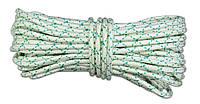 """Шнур капроновый плетеный """"Евро"""", D 3 мм, 25 м, (Украина)"""
