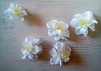 Цветок белый - искусственные цветы