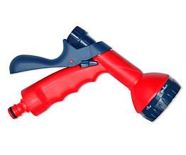 Пистолет-распылитель 6-позиционный пластиковый регулируемый, Technics