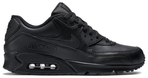 Мужские кроссовки Nike air max 90 leather (Артикул: 302519-001)